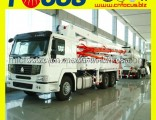 39m Mobile Concrete Pump Truck with Boom