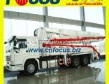 37m/39m Mobile Concrete Pump Truck