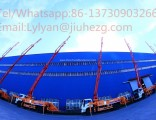 34m Concrete Pump Truck with ISO and Ce Certification! Jiuhe Brand China Hot Sales!