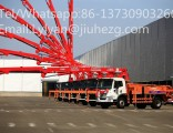 Hot Sale Jiuhe Brand 34m Concrete Pump Truck with ISO and Ce