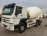Sinotruk HOWO 7m3 Concrete Mixer Truck (ZZ1257N3641)
