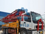 2011 Sany 46m Used Truck Mounted Concrete Pump