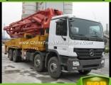 Construction Machinery 62m Sany Syg5530thb 62 Concrete Pump