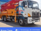 2008 Putzmeister 36meters Used Concrete Pump Truck for Sale