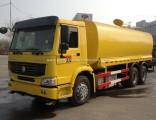 Sinotruk HOWO 10 Wheeler 6X4 15000L Water Tanker Truck