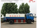 Dongfeng 4X2 Large Capacity 12000 Liters Water Tank Truck