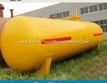 2018 Water Tank 15m3-200m3 LPG Storage Tank