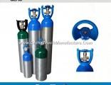 2018 High Pressure Seamless Aluminum Ambulance Medical Oxygen Cylinder