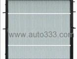 Zhongqi cooling radiator OEM WG9125530385