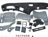 Dongfeng dragon table assembly