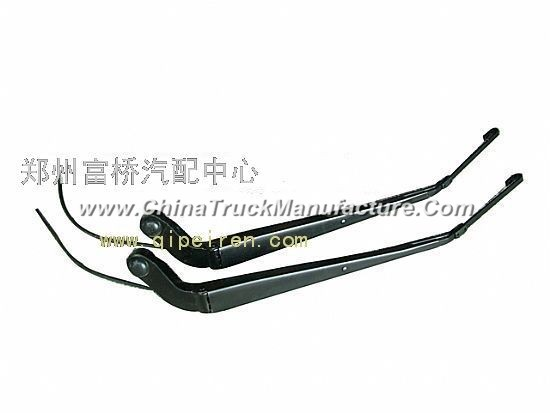 Dongfeng dragon on the right side of the wiper arm.5205023-C0100