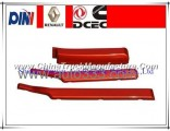 Dongfeng Truck Cab Parts Face Shield Left Bumper