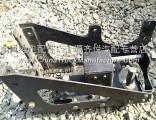 Dongfeng Hercules spare tire lifter assembly