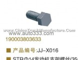 OEM 190003803633 Steyr engine support screw