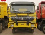 Sinotruk HOWO 4X4 20 Tons All Wheel Drive Heavy Dumper Tippe