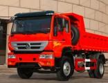 SINOTRUK New Yellow River 4X2 6 Wheeler 8m3 Dump Truck