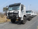 Sinotruk HOWO 6X6 All Wheel Drive Dump Truck for Sale