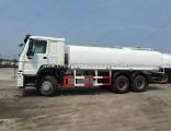 HOWO 6X4 Water Truck Tank Capacity of 12000 Liter Water Spray Truck