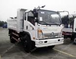 Cdw 4X2 10-12 Tons 160 HP Light Duty Dump Truck