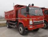 Sinotruk Cdw 4X2 12 Ton Mini Dump Trucks Tipper Truck for Sa
