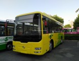 8.6 Meters Lenght 35-39 Seats City Bus Hot Selling