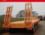 Truck Parts Trailer Semi-Trailer Foot Flatbed Trailer