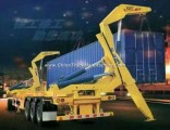 3axle Sidelift 40FT Container Sidelifter 20FT Container Self Loading Trailer Truck