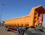 2 Axles 30-40 Tons Tipper Trailer/Dump Semi Trailer Truck Trailer