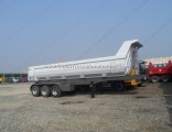 China Supplier 3-Axles Trucks Dump Semi Trailer with Top Quality