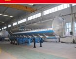 50000liters Capacity Fuel Transport Water Tank Trailer Aluminum Tanker Trailer