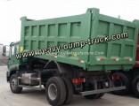 Sinotruk C5b China 6 Wheeler 16 Ton Tipper Truck