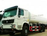 Sinotruk HOWO 6X6 20m3 Water Sprinkler Truck for Sale