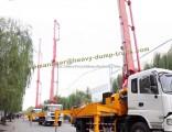 29m 33m 37m Concrete Pump Truck for Concrete Machinery
