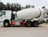 Mixer Truck HOWO 6*4 Zz1257n3841W 9m3 Truck