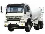 Golden Prince Driving Type 6*4 Zz1251m3241W Mixer Truck