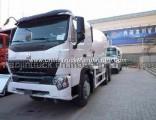 HOWO A7 Zz1257n3847n1 Concrete Mixer Truck/Heav Truck/Concrete Mixer Loading with Excellent Conditio