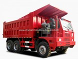 HOWO 4X2 380HP Zz5707s3842aj Mining King Truck