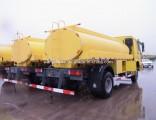 Offroad 10, 000L Fuel Tank Truck