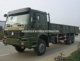 Sinotruk HOWO 6*6 Military Tractor Truck