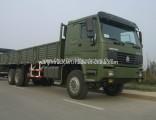 Sinotruk HOWO 30ton Military Truck
