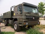 HOWO Military 4x4 Cargo Truck