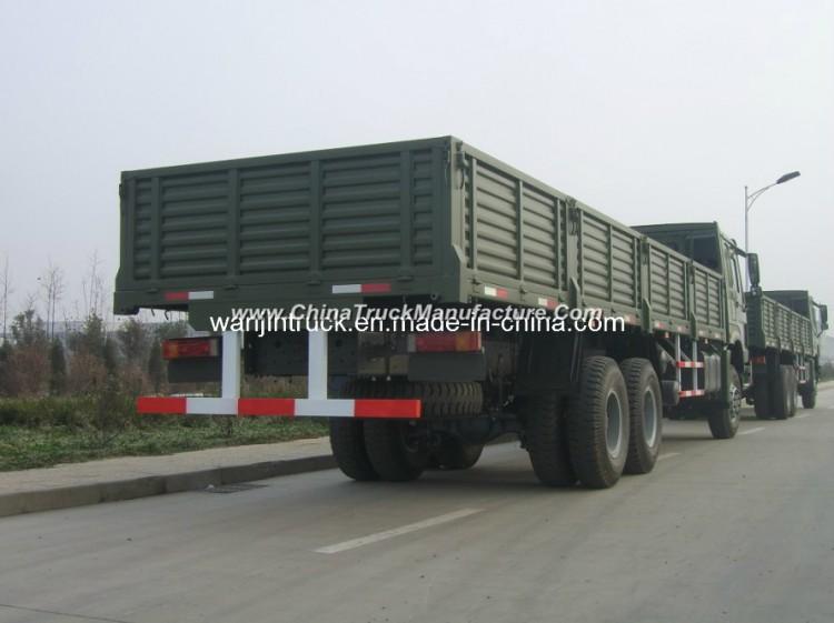 Sinotruk 30t Zz2257m3857A Military Truck