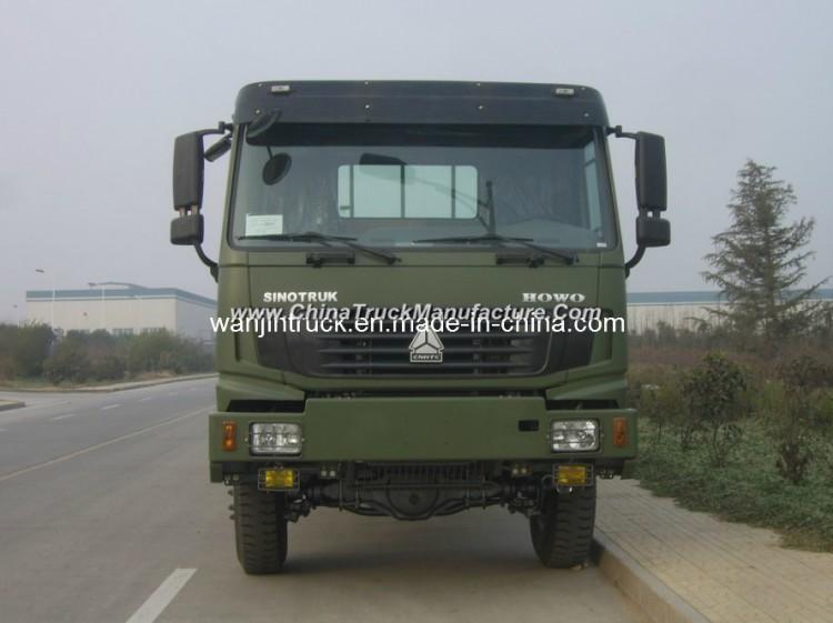 HOWO Military Sinotruk Military Truck