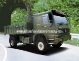 6X6 Sinotruk HOWO Military Lorry Truck