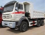 China Heavy Duty Truck Beiben 10 Wheels 30-35 Ton Dump Truck