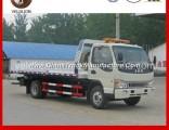 Jmc 4t/4ton Flatbed Wrecker Towing Truck