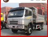 China Famous Brand FAW 6X6 off-Road 30t Dump Truck, Tipper Truck on Sale