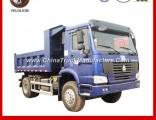 Sinotruk HOWO 16 Tons 6 Wheels Dump Truck