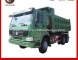 High Quality HOWO 35 Tons 6X4 Tipper Truck