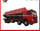 Low Price 45 Tons 12-Wheel Side Tipper Truck